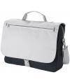 Tas voor naar je werk grijs/antraciet